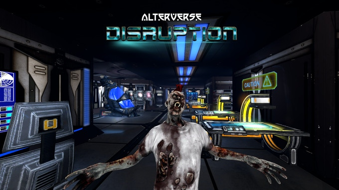 AlterVerse: Disruption by Dog Star VR Studios — Kickstarter