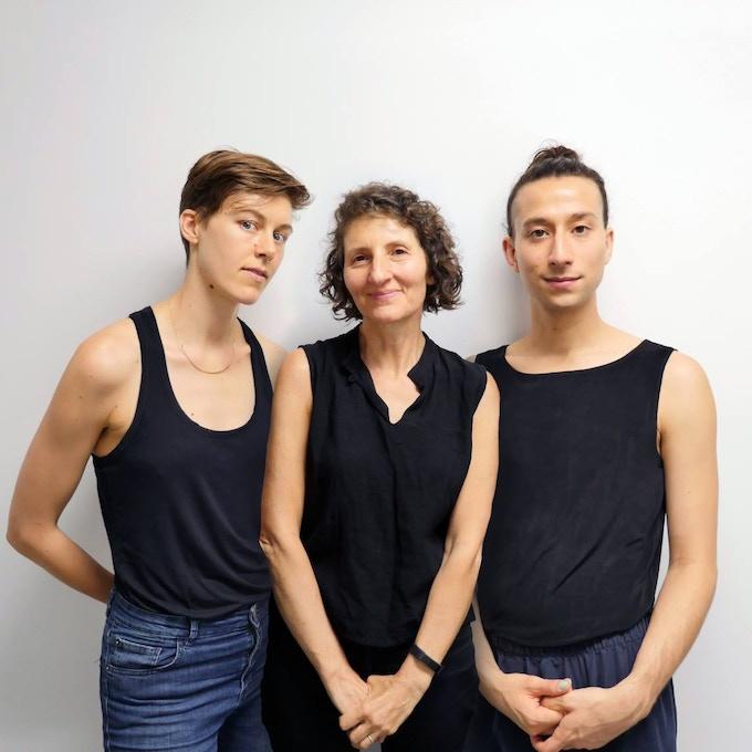 Caroline Woolard, Susan Jahoda, and Emilio Martinez Poppe