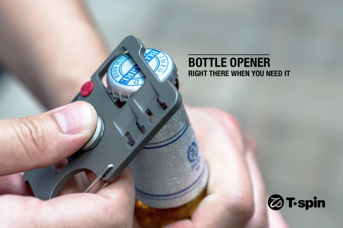 Bottle Opener: Right There When You Need It