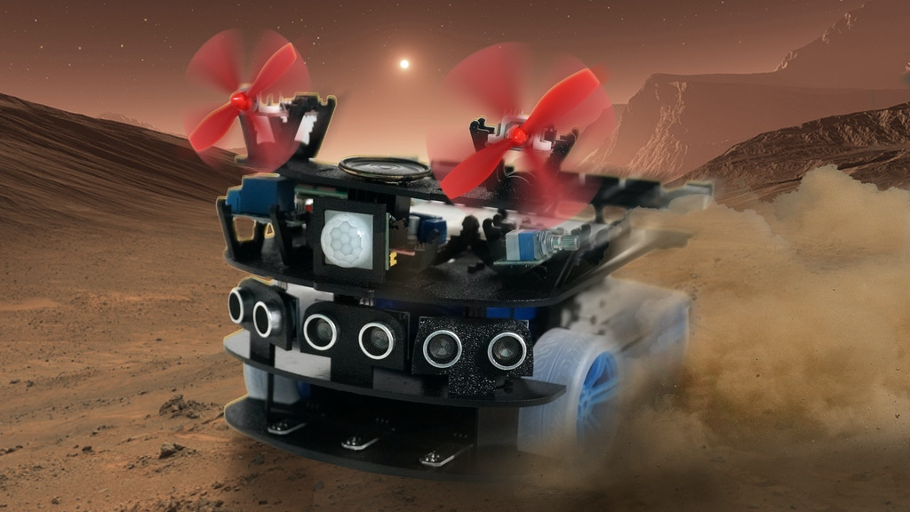 Mars Rover Creator Bot project video thumbnail