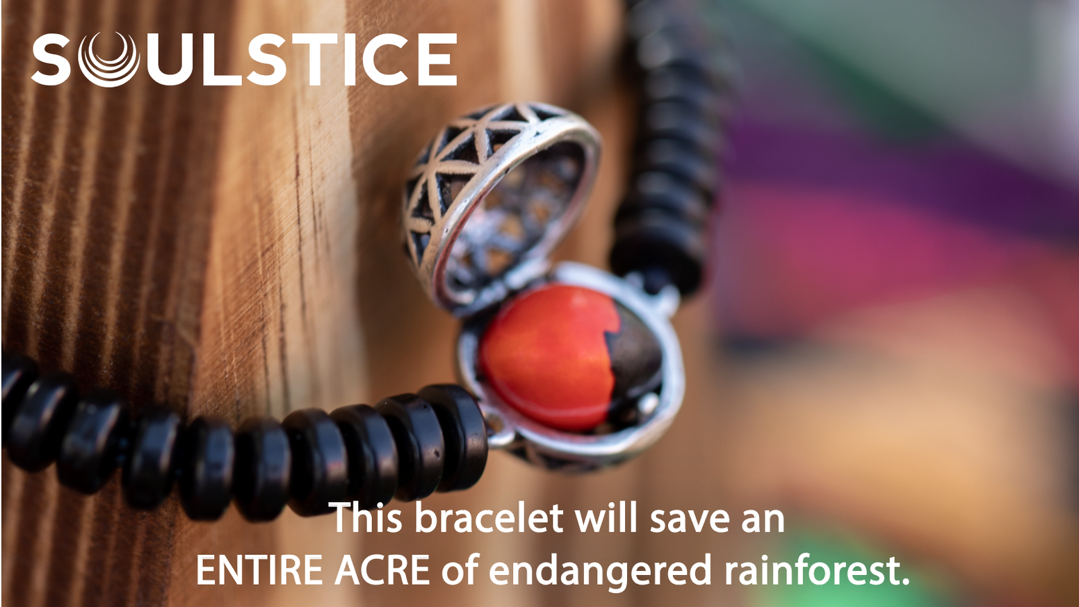Our campaign has ended, but you can still support our mission by buying a bracelet below!