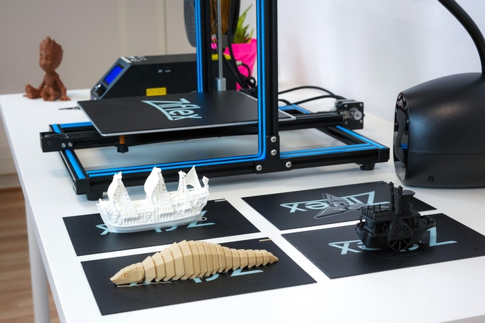 Ziflex - Flexible & magnetic build platform for 3D Printers