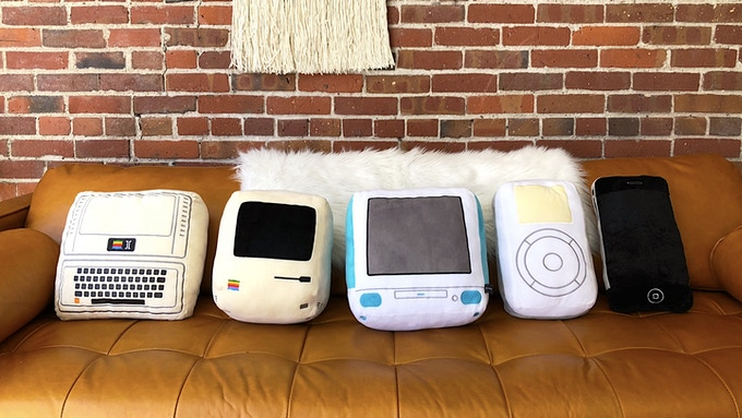The Iconic Pillow Collection