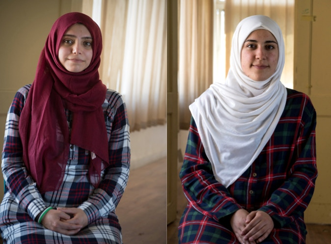 Dema & Ghofran; Yale and Hashemite University Research Team