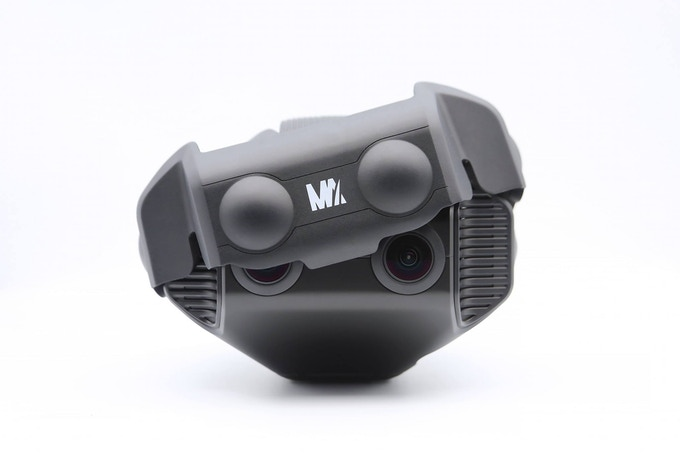 Detu MAX: World's First 3D 8K 360° VR Camera with AI Chip by