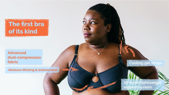 Anesi Bra  The First Bra That Adapts To Your Breast Size by House of ... 4af6e0548
