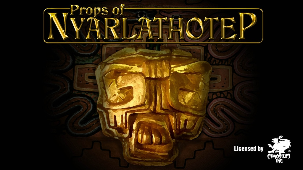 The Props of Nyarlathotep, the Perù chapter. project video thumbnail