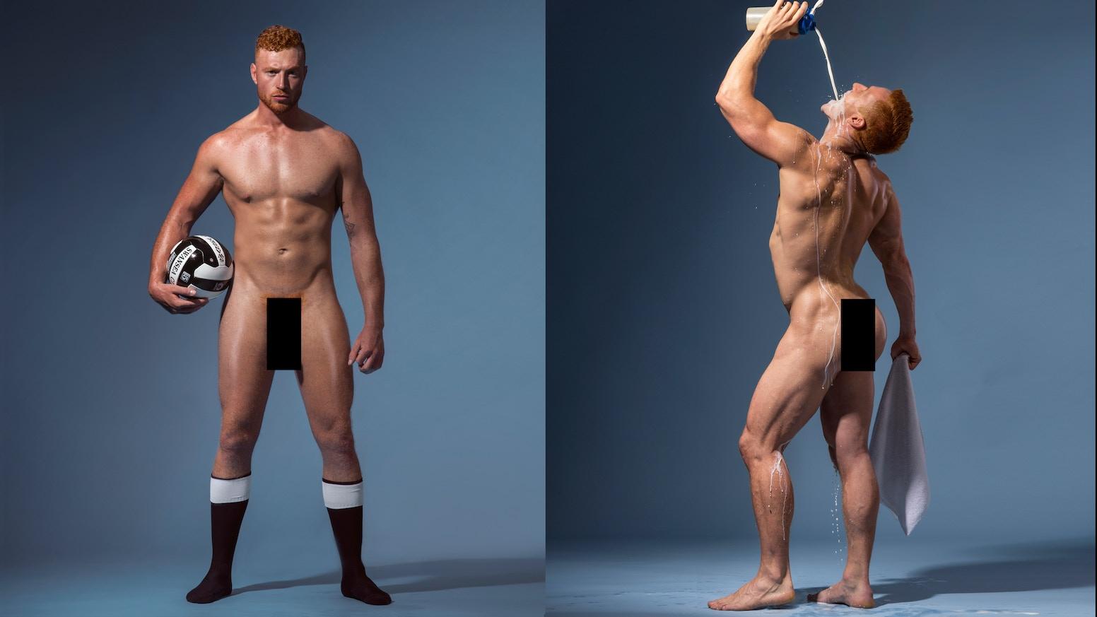 Kalender für nackte und exponierte Männer — bild 1