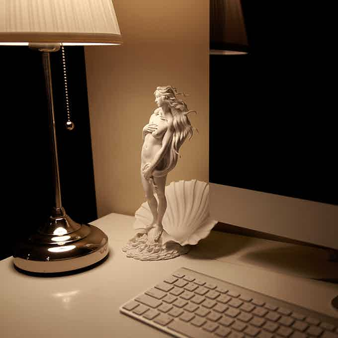 Actual Sculpture Photo