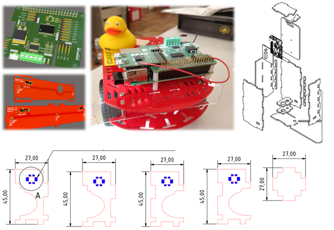We are constantly developing new hardware solutions for more accessible Duckiebots and smarter Duckietowns