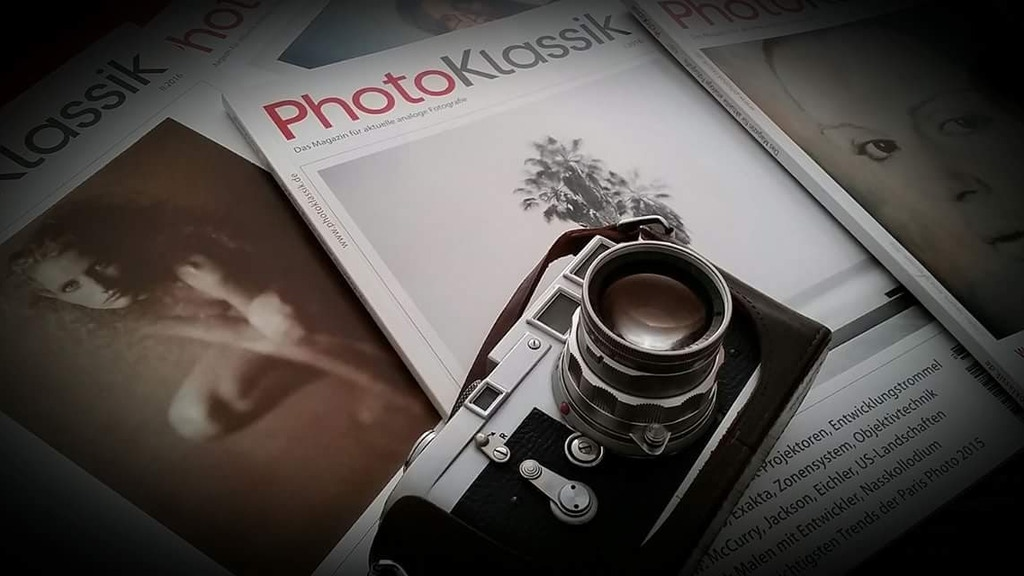 PhotoKlassik International, a film photography magazine project video thumbnail