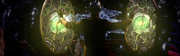 Doug Jones electrifies in a powerful scene