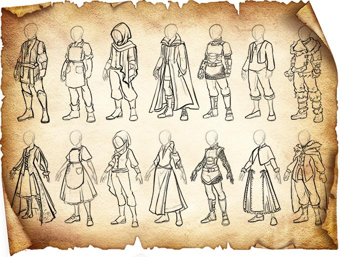 Fantasy Asset Pack - Concept