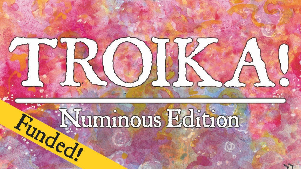 TROIKA! RPG: Numinous Edition project video thumbnail