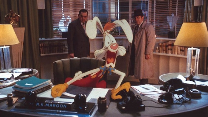 """Who Framed Roger Rabbit"" (1988)"