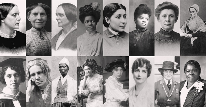 20 Trailblazing Women of the 19th and 20th Century for our Where Are The Women? campaign
