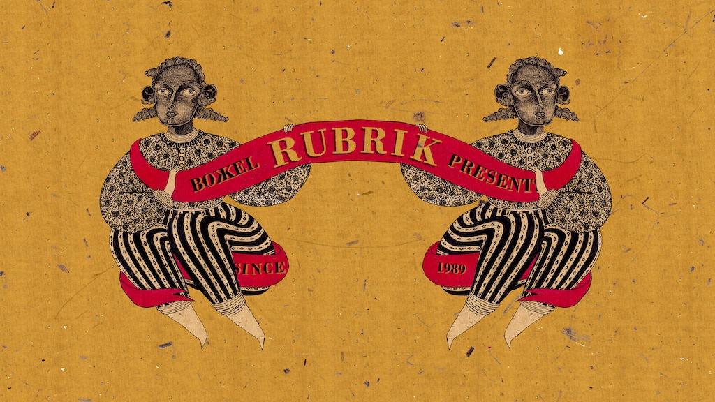 Rubrik 100 Magazine project video thumbnail