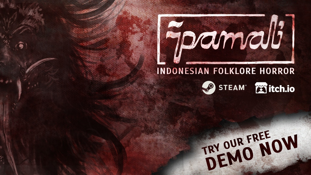 Pamali: Indonesian Folklore Horror Video Game (Relaunched!) project video thumbnail