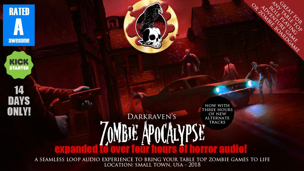 Zombie Apocalypse: Expanded -- By Darkraven Europe project video thumbnail