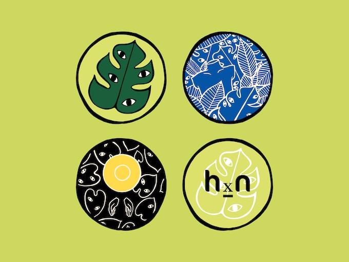 our sticker designs