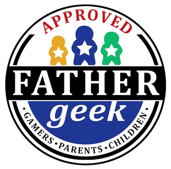 Gamer Geek, Parent Geek, and Child Geek approved!