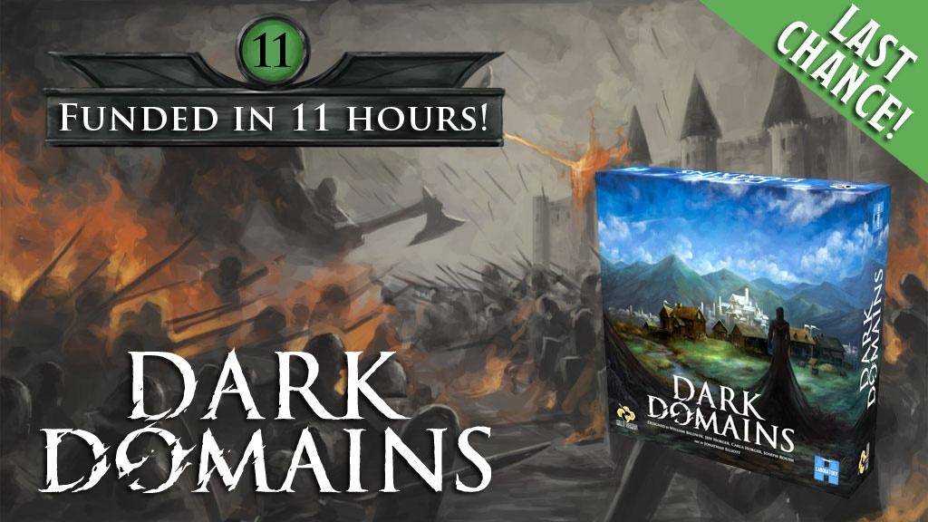 Dark Domains project video thumbnail