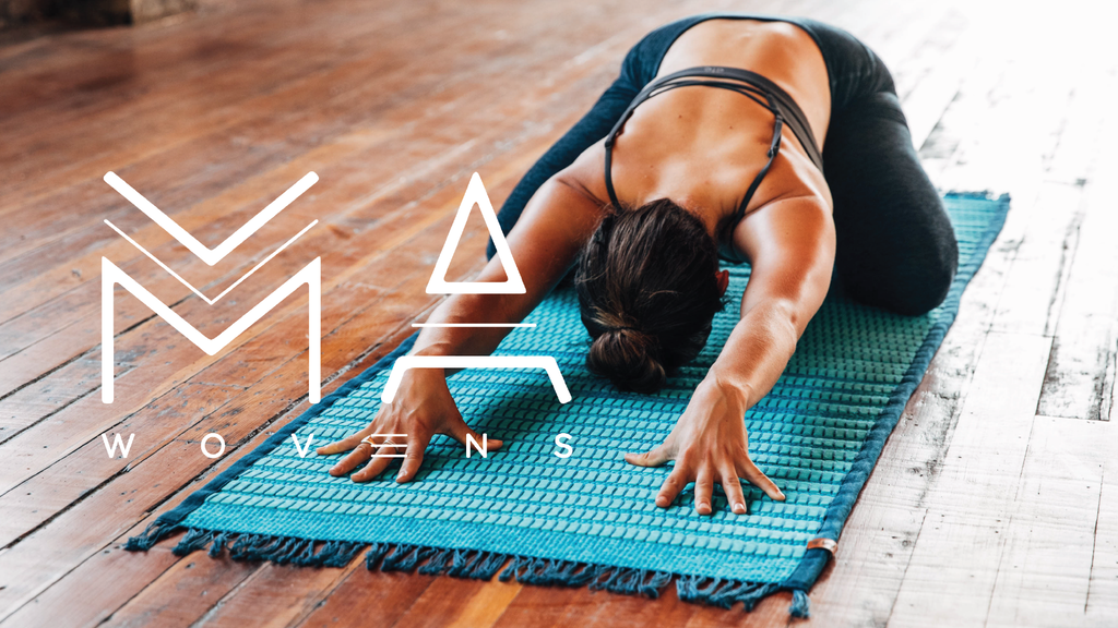 The Ritual Rug; A Handwoven Yoga Mat project video thumbnail