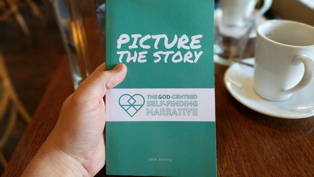 """Picture the Story"" Book Launch project video thumbnail"