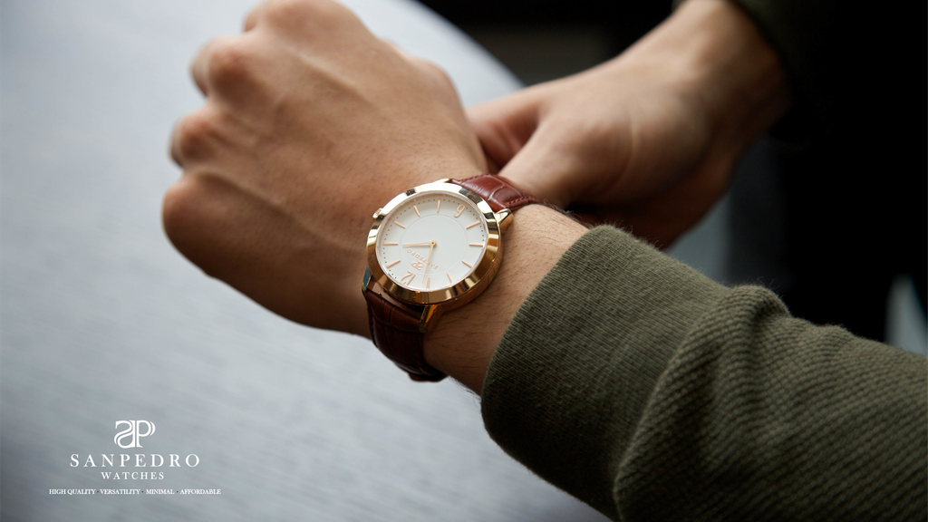 SanPedro - Elegant Watches Without the Luxury Markup project video thumbnail