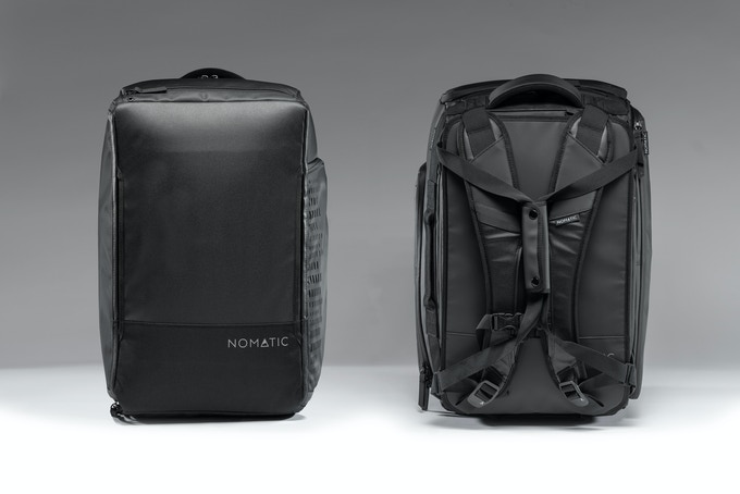 In 2017 We Launched The Basics Wallet Notebook Nomatic Travel Bag