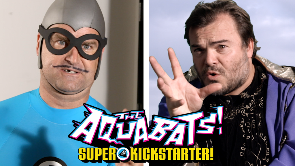 Join Forces & Be Part of The AQUABATS! Super Kickstarter!