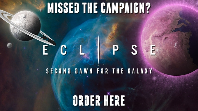 Eclipse: Second Dawn for the Galaxy by Kolossal Games