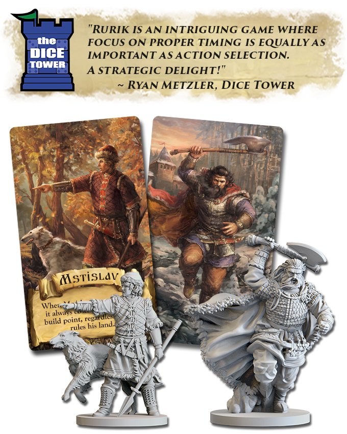 You play as a potential successor to the throne - a historical figure with a unique special ability!