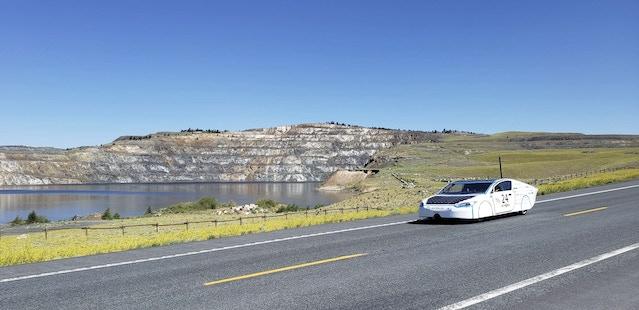 Near Farson Wyoming