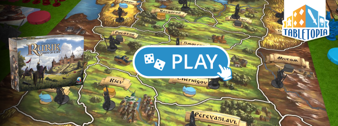 Click to play Rurik for FREE on Tabletopia!