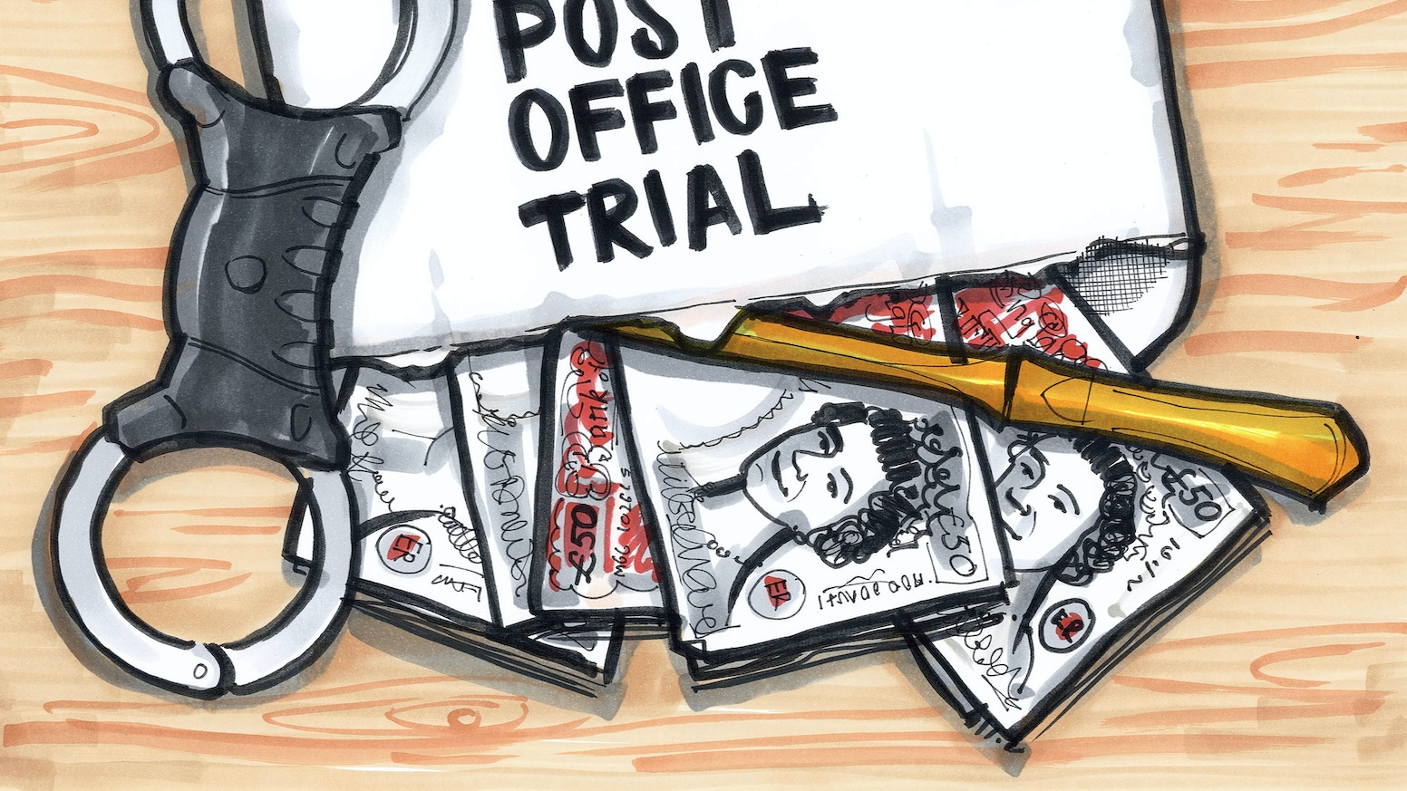 Thank you to everyone who backed this project. It is live now at the www.PostOfficeTrial.com where you can read every court report for free, sign up to get them in your inbox and, if you want to, make a contribution. Thank you!