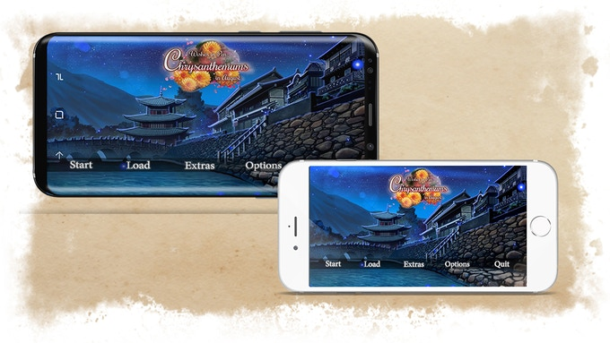Tested on mobile! (Mockups for backers' to understand the orientation and layout. There is no difference in content or navigation between the mobile version and the computer versions)