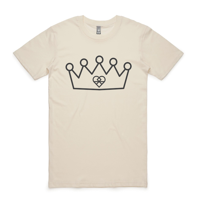Design - The Crown: Messiah.