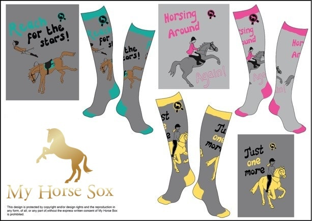 My Horse Sox - 1st Edition Designs