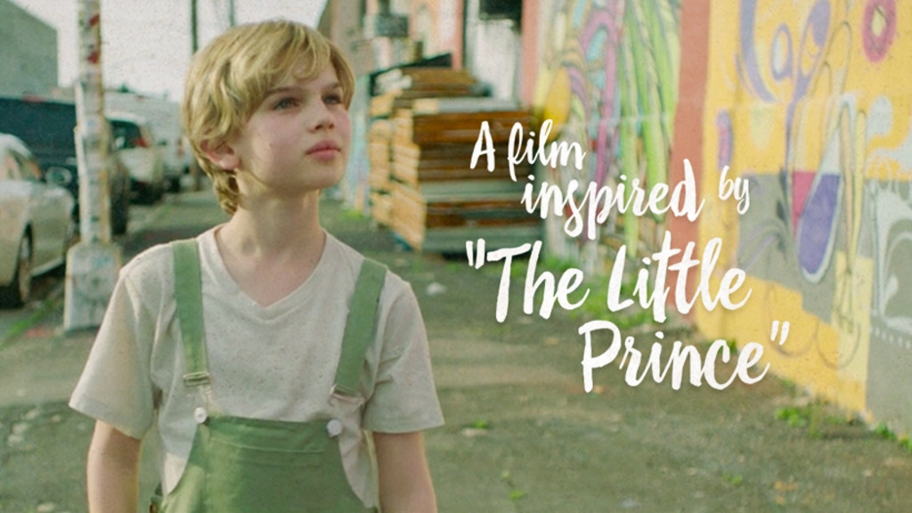 THE COLOR OF THE SUN: A film inspired by THE LITTLE PRINCE project video thumbnail