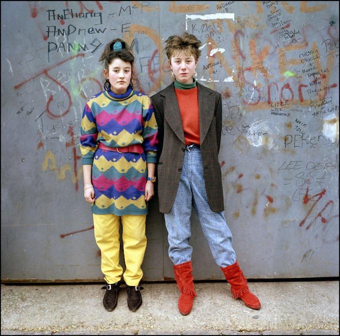 Reward print #4 Sharon Lackey and Claire Bostock 1987.