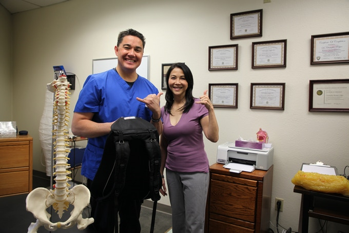 Posture Keeper, Chiropractor Recommended