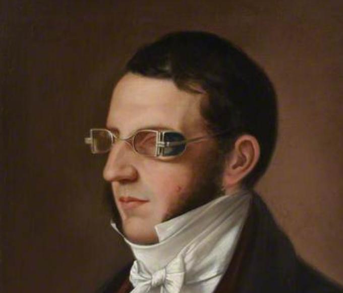 Spanish Gentleman- José Buzo Cáceres 1862