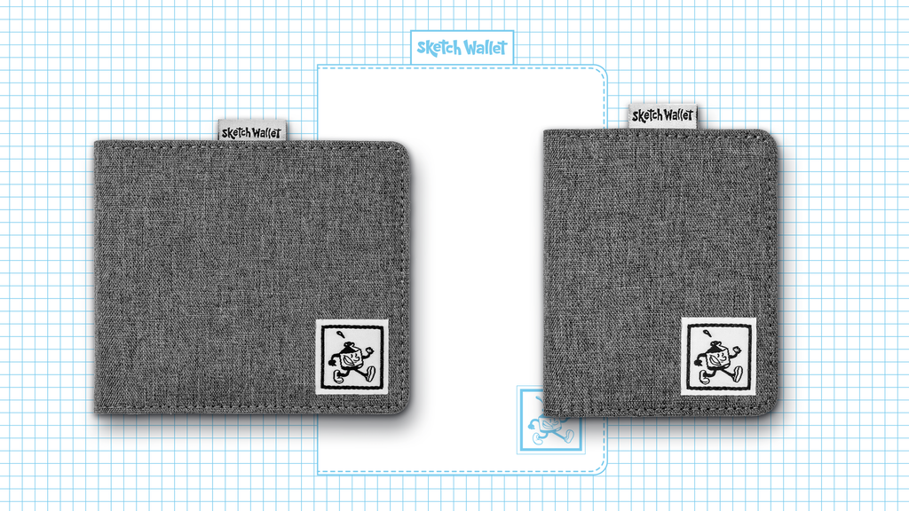 Sketch Wallets - Medium and Small project video thumbnail
