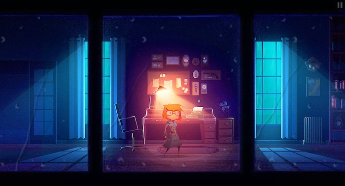 A handcrafted, exploration based, adventure game focused on story, character & mystery!