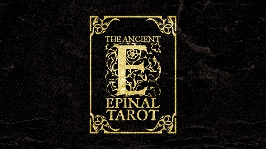 ANCIENT EPINAL TAROT - Complete 79 marked cards deck project video thumbnail