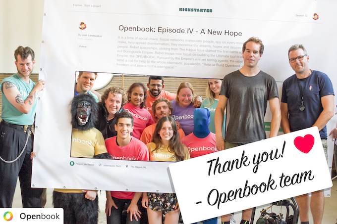 On behalf of the whole Openbook team, THANK YOU! ❤️