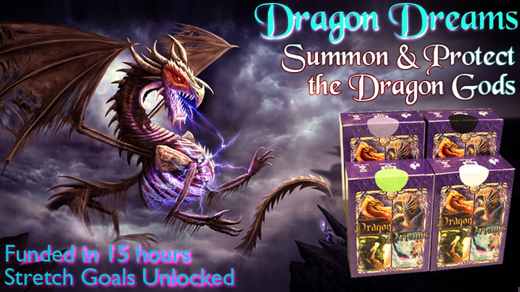 Dragon Dreams - A Luminous Ages Card Game project video thumbnail