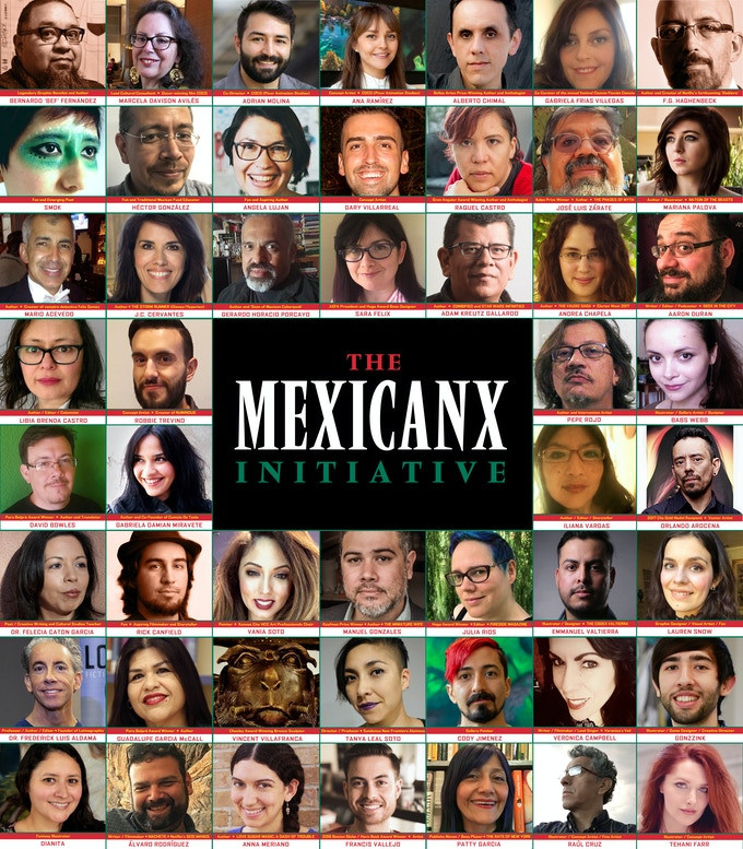 Mexicanx Initiative Roster