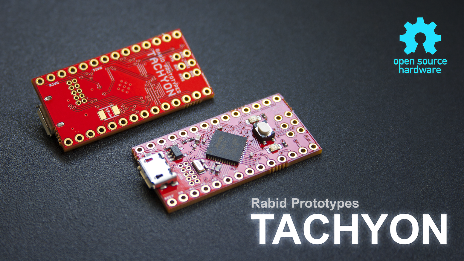 Tachyon - The lightning fast 120MHz Arduino compatible! by Rabid